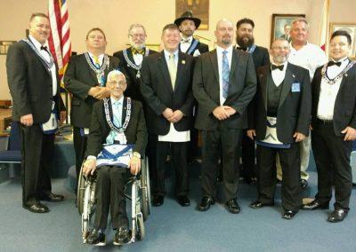 Landmark Lodge Officers