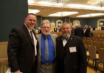 Fellowship at the Grand Lodge Meeting